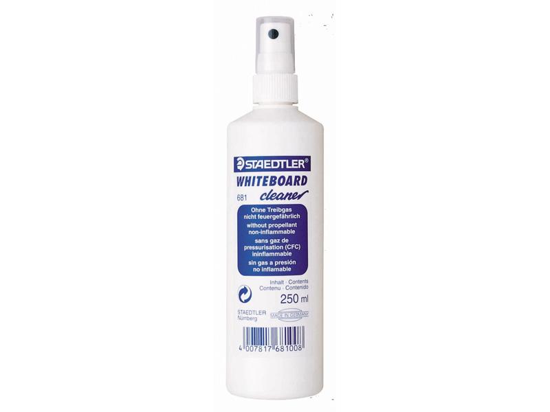 Pumpspray für Whiteboards