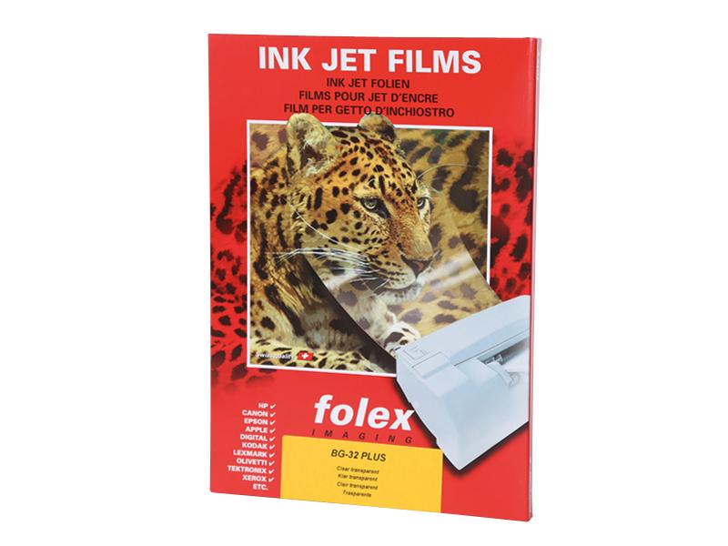Ink-Jet-Folien