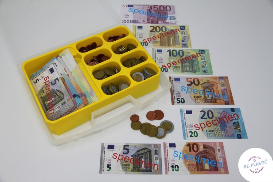 Spielgeldkoffer